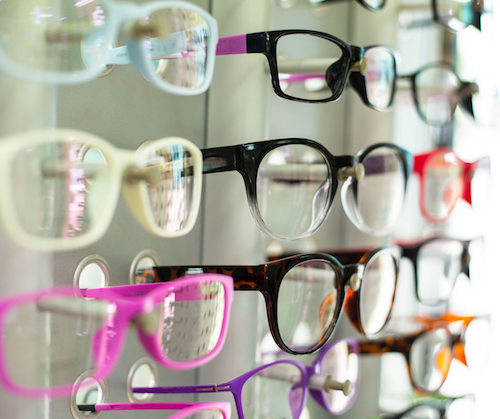 buying prescription glasses online