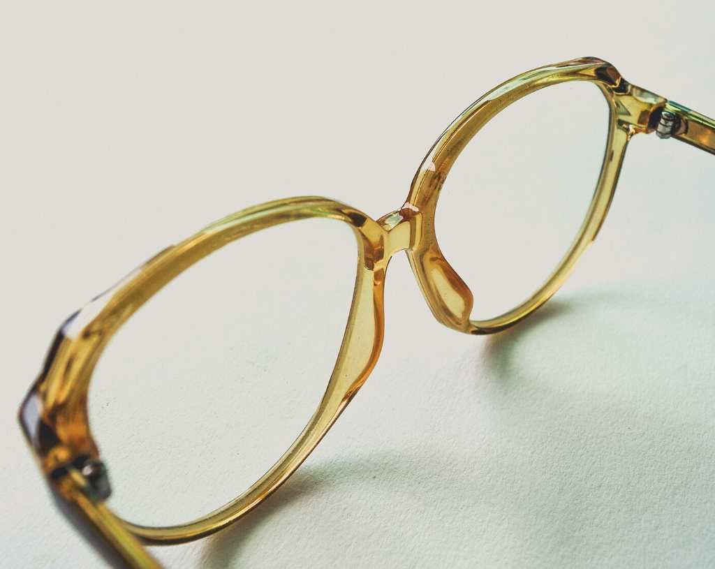 designer blue light glasses